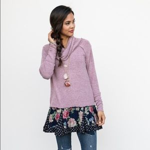 Evy's Tree Evelyn Tunic Sweater